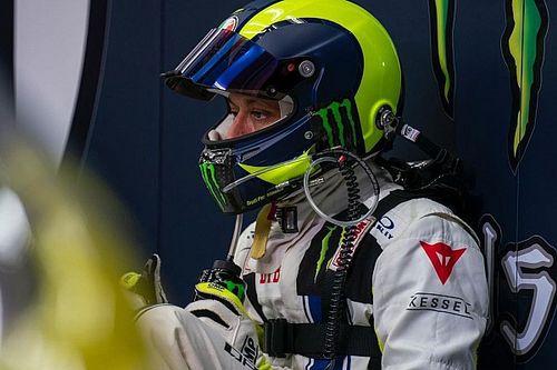 """Rossi: """"Siamo veloci, bisogna bilanciare meglio il posteriore"""""""
