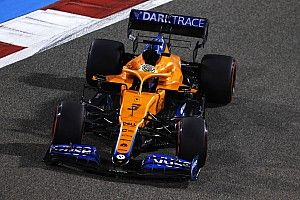 McLaren insists it has no disappointment with Bahrain GP qualifying form