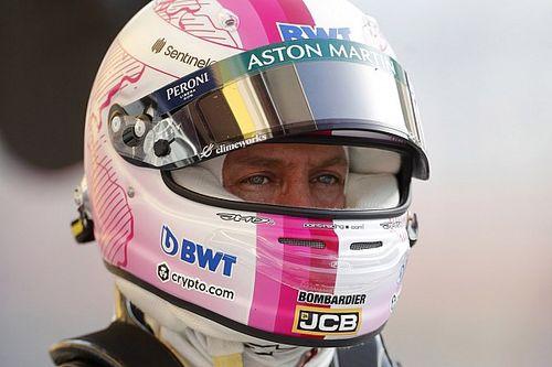 Vettel na koniec stawki
