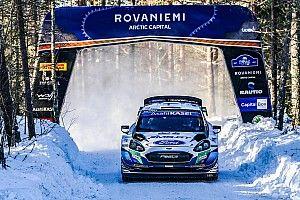 Le choix de l'hybride en WRC préserve l'avenir immédiat de M-Sport