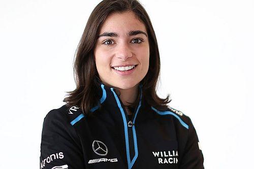 A Williams megtartja női versenyzőjét