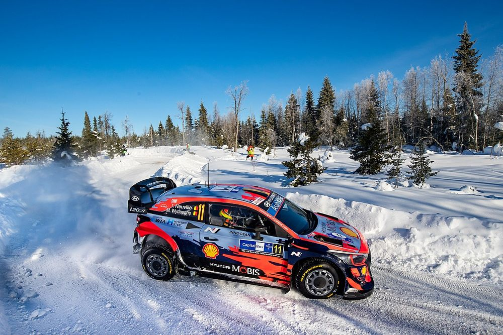 """Hyundai needs """"vital"""" consistency in WRC title fight"""