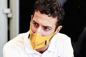 """Ricciardót """"keményen megdolgoztatta"""" a McLaren"""