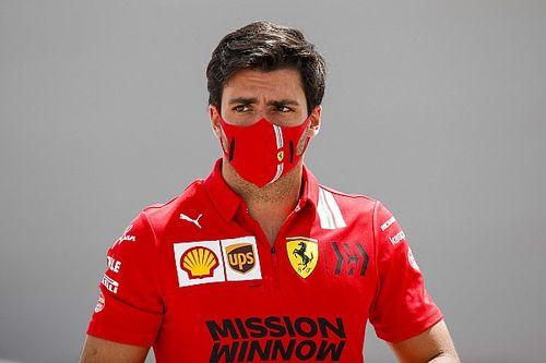 """Sainz: """"F1 maakt je ontzettend snel volwassen"""""""