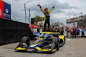 St. Pete IndyCar: Herta dominates for fourth career win