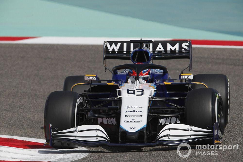 """Russell: """"o maior erro da minha carreira na F1"""" foi em Ímola; veja"""