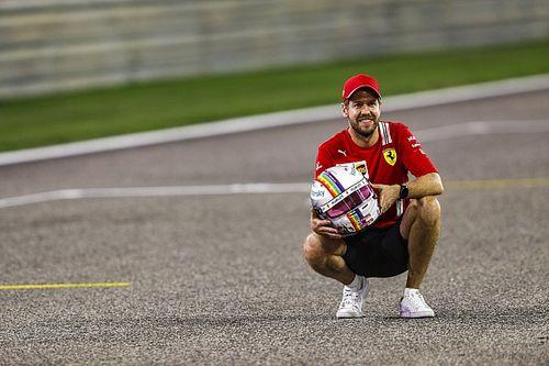 Vettel Ogah Balapan F1 hingga Usia 40 Tahun