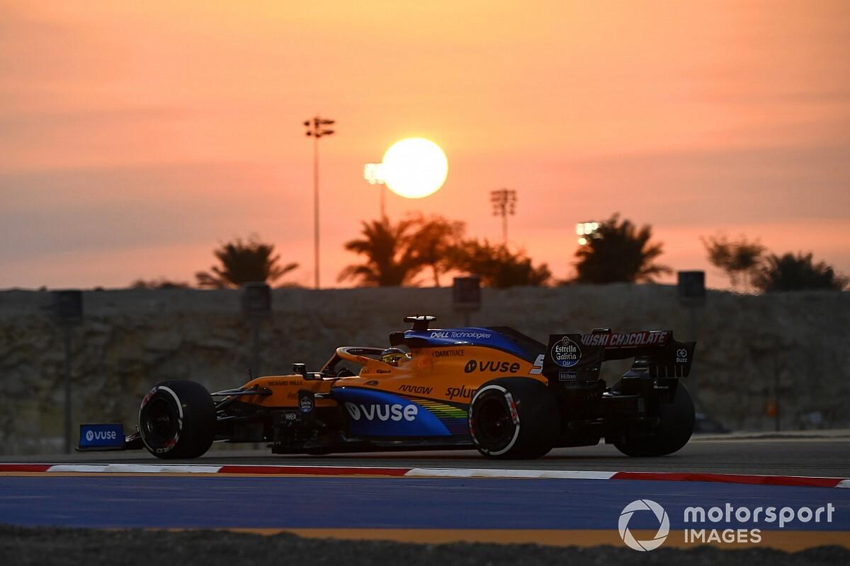 """Ferrari y el """"sentido común"""" de dejar a Sainz rodar en Abu Dhabi"""