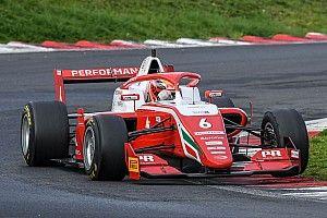 Formula Regional, Vallelunga: Rasmussen non molla