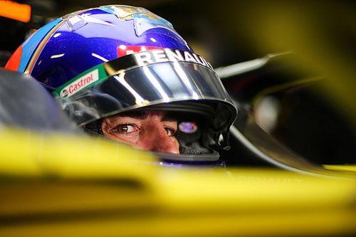 アロンソ、若手ドライバーテストでトップタイム「競争心に少し火がついた」