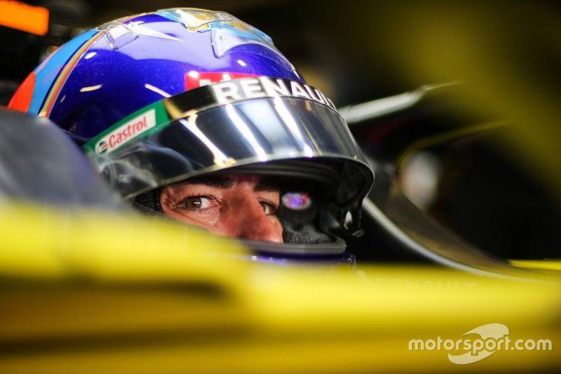 VIDEO: la primera aparición de Alonso después de su accidente