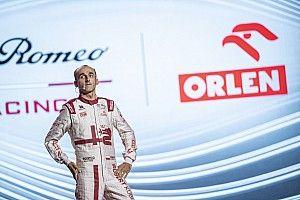 Kubica holnap pályára viszi az új Alfa Romeót Barcelonában!