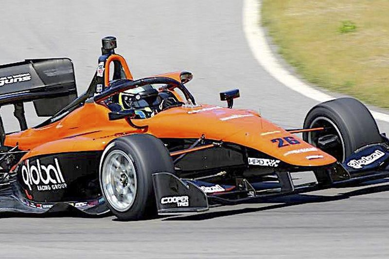 IMS Indy Lights: Lundqvist takes points lead with second win