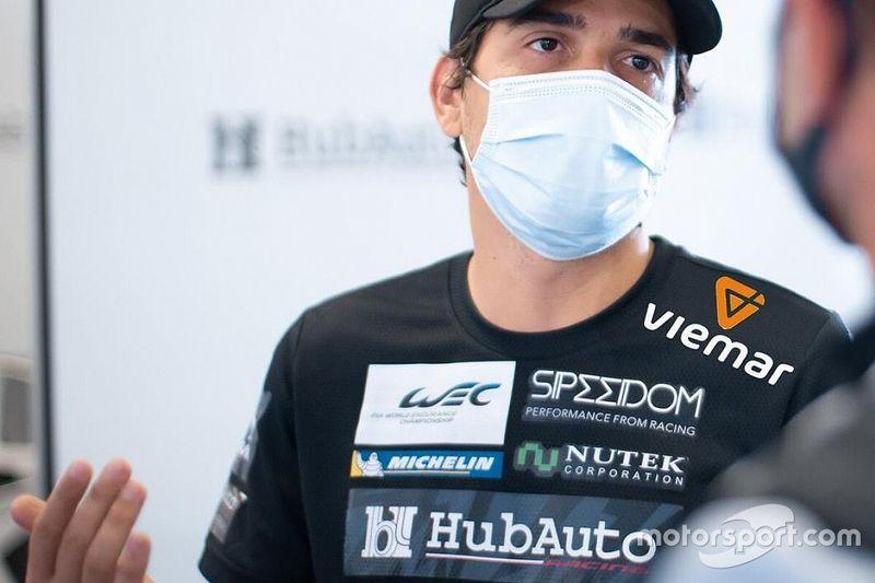 Marcos Gomes começa a correr amanhã, em Dubai, pelo bicampeonato do Asian Le Mans Series