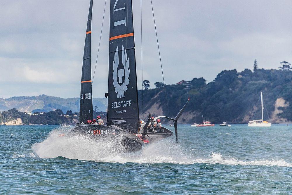 海も制覇へ……メルセデスF1、アメリカズカップ参戦チームへの関与を強化。F1開発責任者アリソンも参加