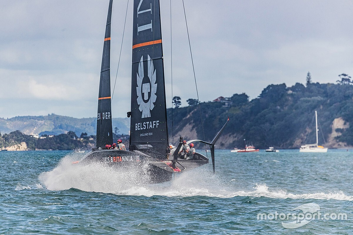 How F1 know-how is making waves in the America's Cup