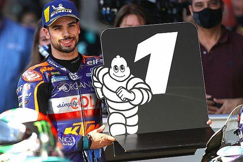 "Oliveira: ""Gran feeling con la KTM, sono pronto per la gara"""