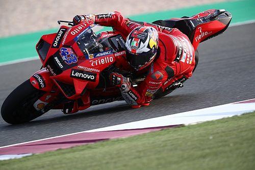 Miller 'enjoying' MotoGP title favourite tag