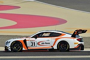 Il Team Parker Racing si separa dalla Bentley