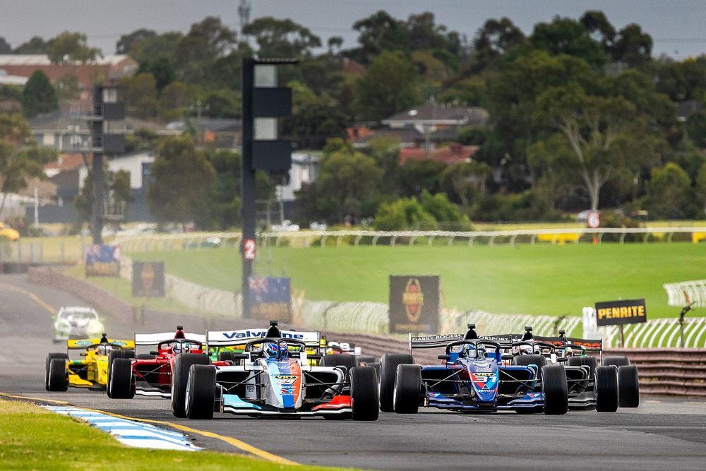 Tasman Series revived through S5000 category