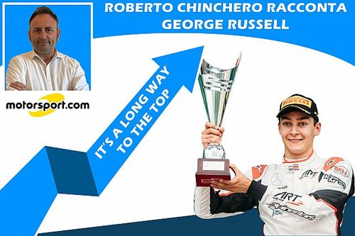 """Podcast: """"It's a long way to the top"""" - Chinchero racconta Russell"""
