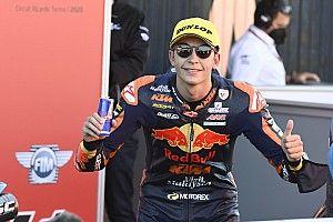 Ufficiale: Fernandez passa in Moto2 con KTM Ajo nel 2021