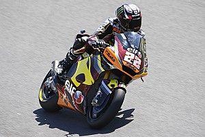 Moto2, Jerez, Libere 2: Lowes comanda su Gardner