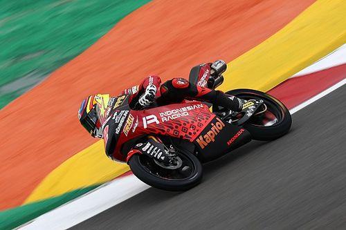 Moto3 Jerez: 2. antrenmanda Rodrigo lider, Deniz 9.
