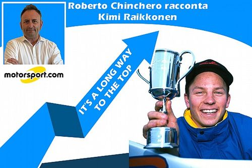 It's a long way to the top - Chinchero racconta Raikkonen