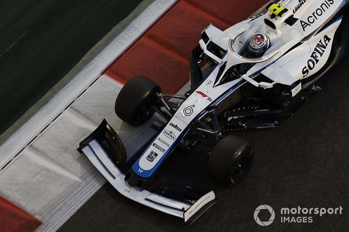 Williams: dal 2022 avrà anche cambio e idraulica Mercedes