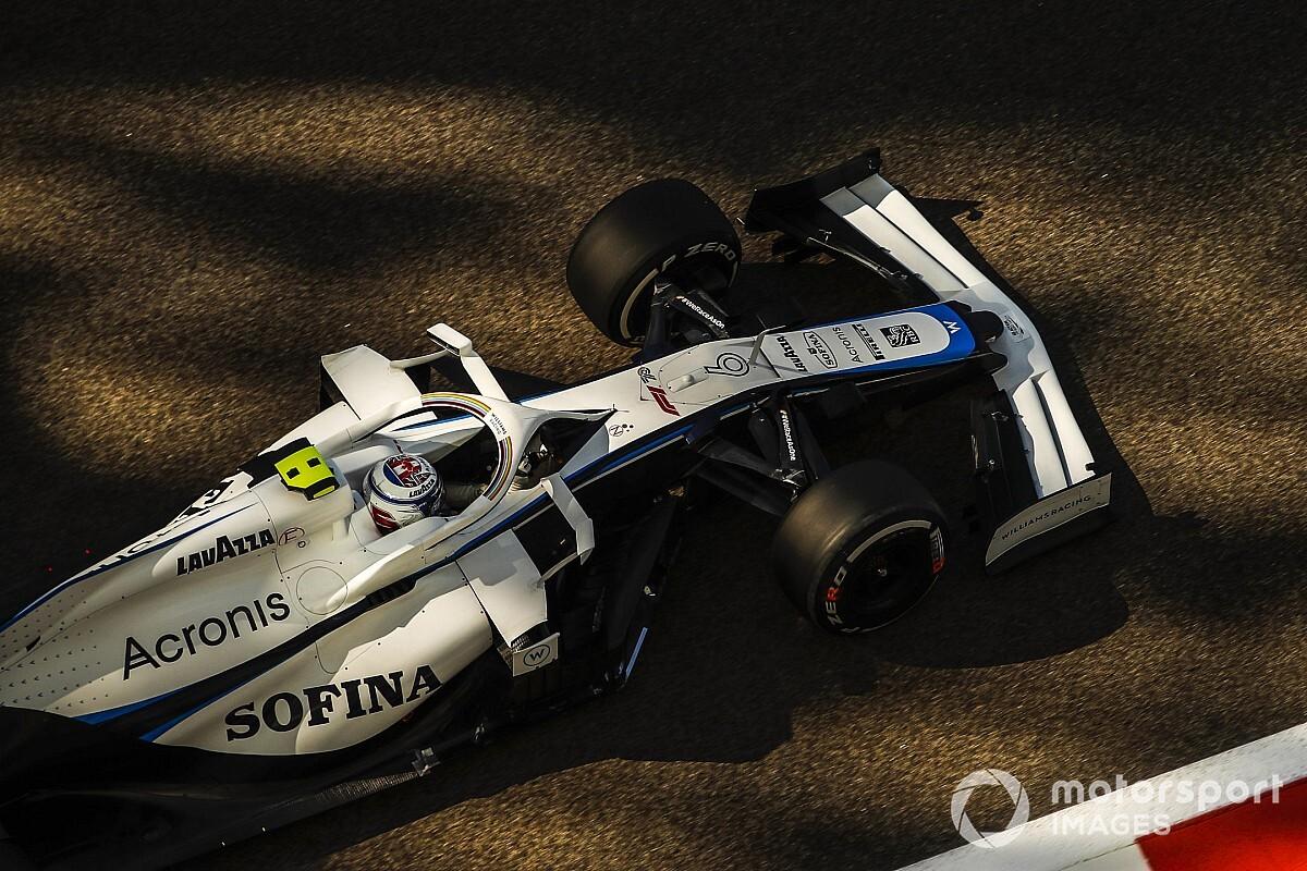 Nieuwe F1-auto Williams in 3d te bewonderen in eigen woonkamer - Motorsport.com, Editie: Nederlands