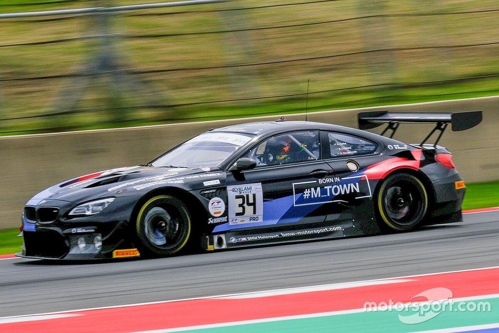Trionfo e titolo per Catsburg-Farfus con la BMW alla 9h Kyalami