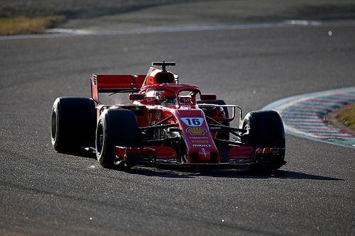 Ferrari a bouclé 1500 km d'essais à Fiorano
