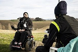 Toccaceli Atur Pembalap VR46 Academy dari Kursi Roda