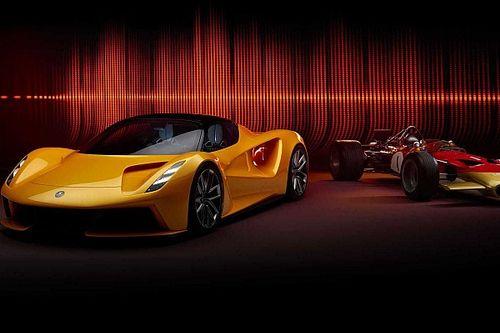 La Lotus Evija sonne presque comme le V8 Cosworth de F1!