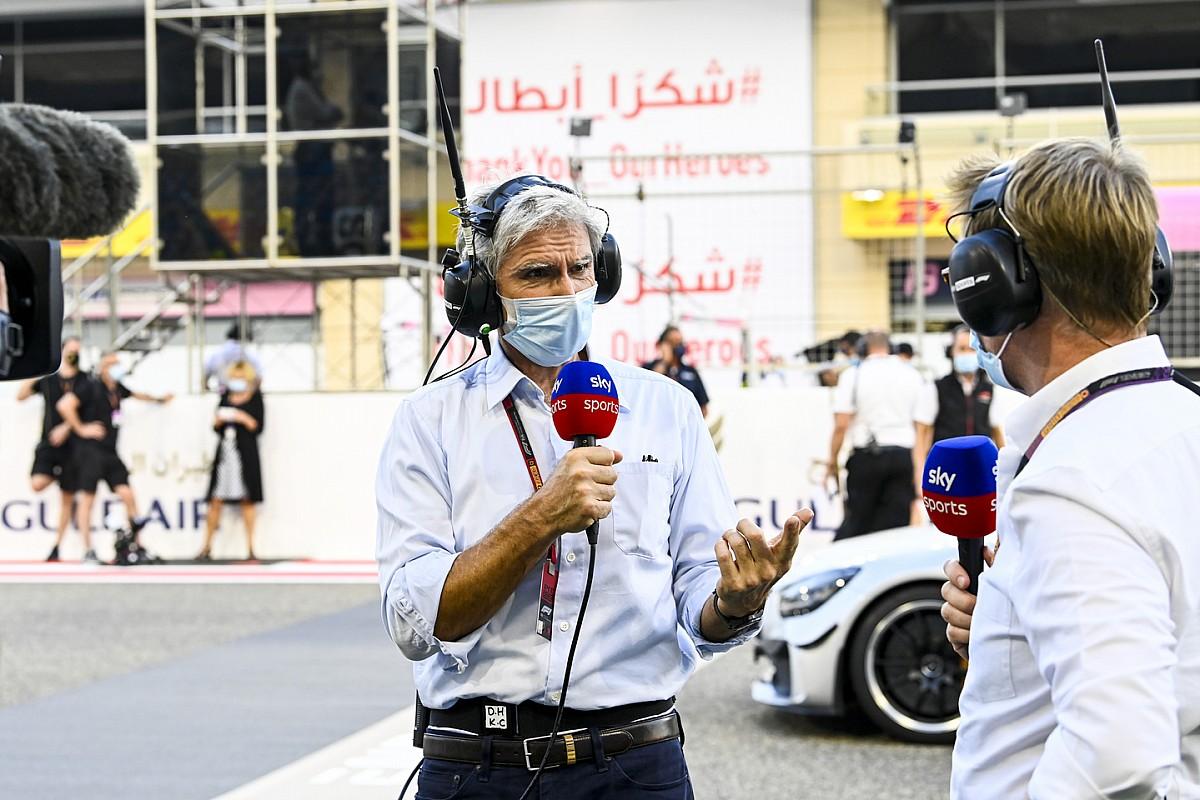 """Hill: """"Perez, Ferrari'ye tam uyardı"""""""