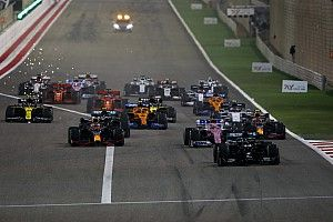 2021 Formula 1 Bahrain Grand Prix session timings and preview