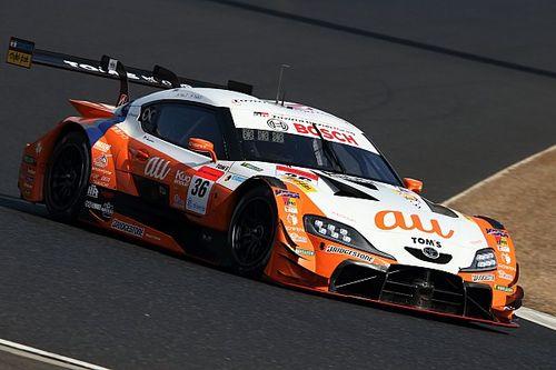 Toyota Dominasi Hari Pertama Tes Super GT Fuji