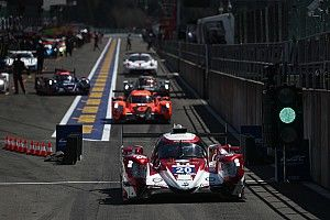 WEC Prologue: LMP2s dominate disrupted first session