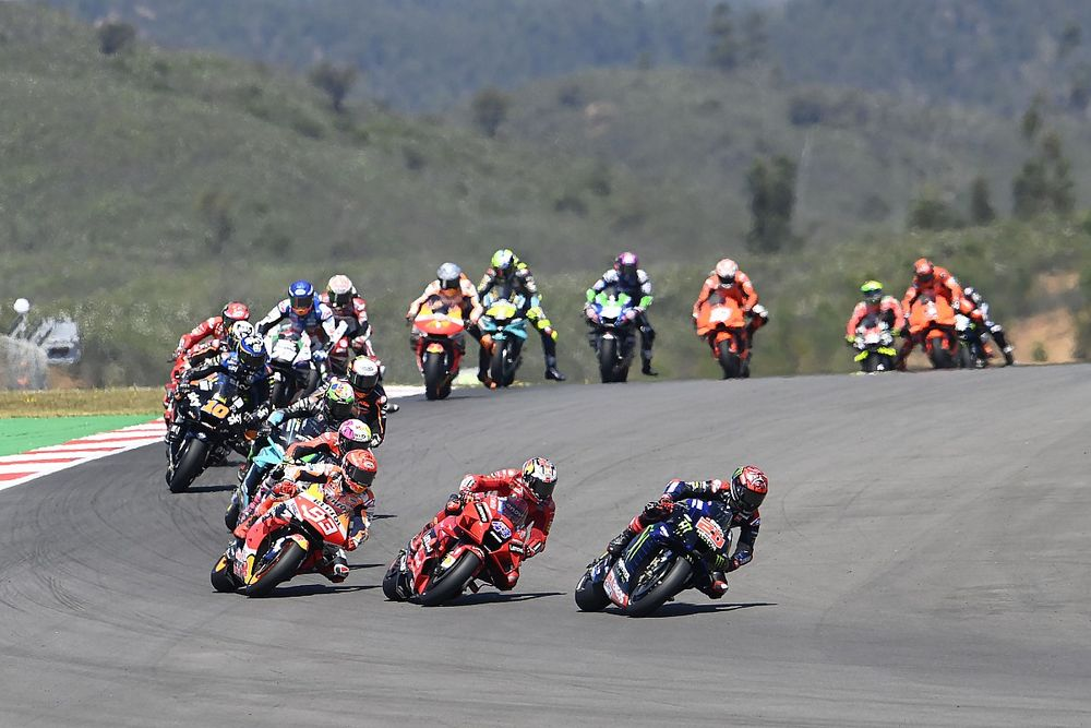 Jadwal MotoGP Spanyol 2021 Pekan Ini