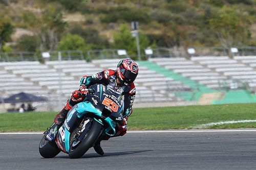 """Irregular"" MotoGP form ""hurts a lot"" – Quartararo"