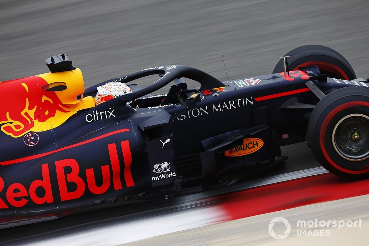 Verstappen entre les Mercedes mais très prudent pour la suite