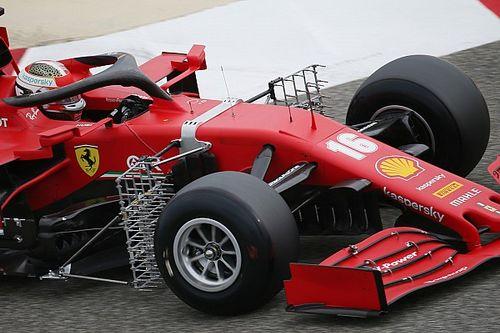 """""""Une première journée difficile"""" pour Ferrari à Bahreïn"""