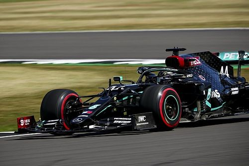 70th Anniversary GP: Hamilton tops FP2 from Bottas, Ricciardo