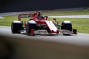 2020 F1 70th Anniversary GP practice results