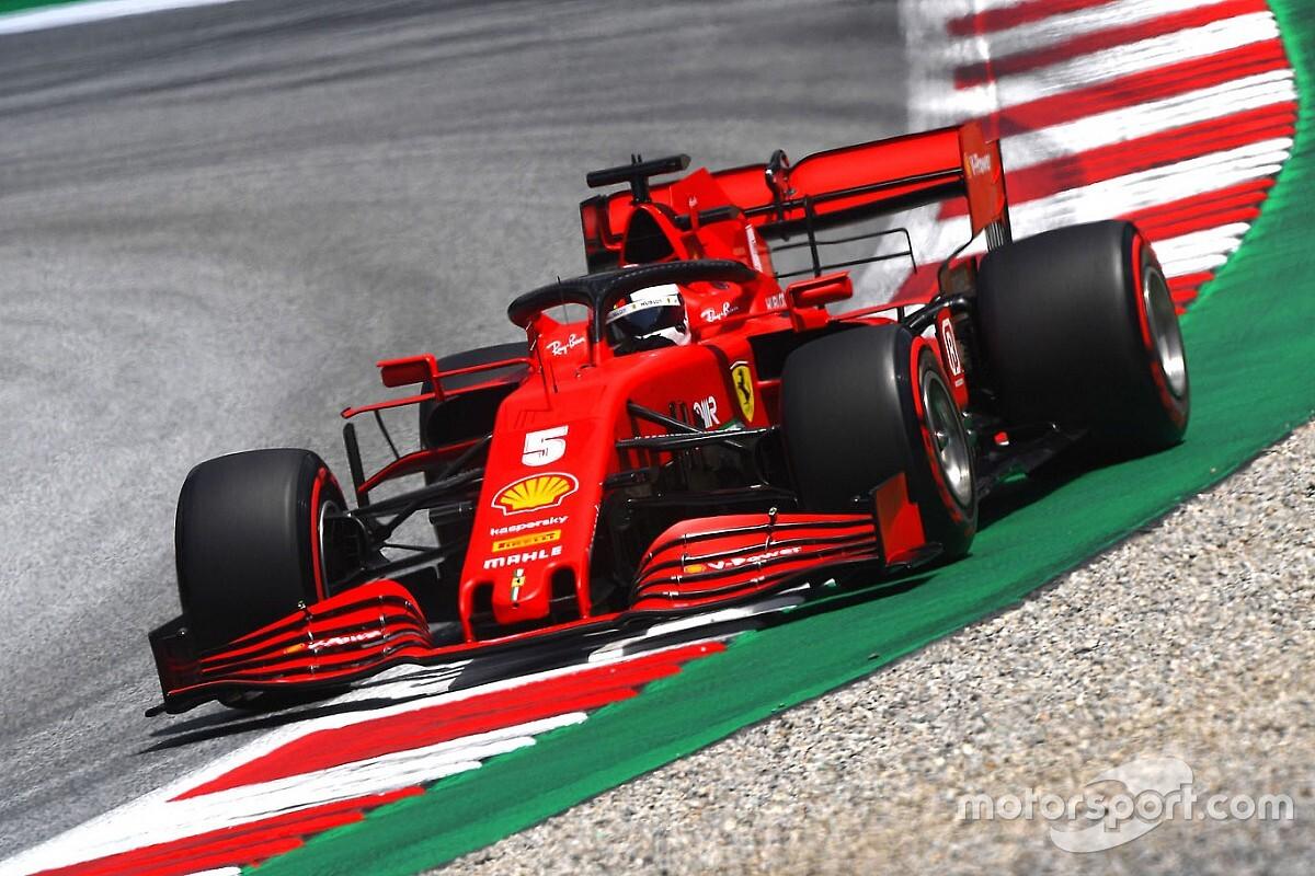 Vettel: Geen spijt van tijd bij Ferrari, wel van Red Bull-afscheid