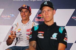 Pour Márquez, le titre se joue entre Quartararo et Dovizioso