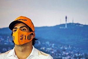 Sainz elégedett a jövőjével, és azzal, hogy a Ferrarihoz tart