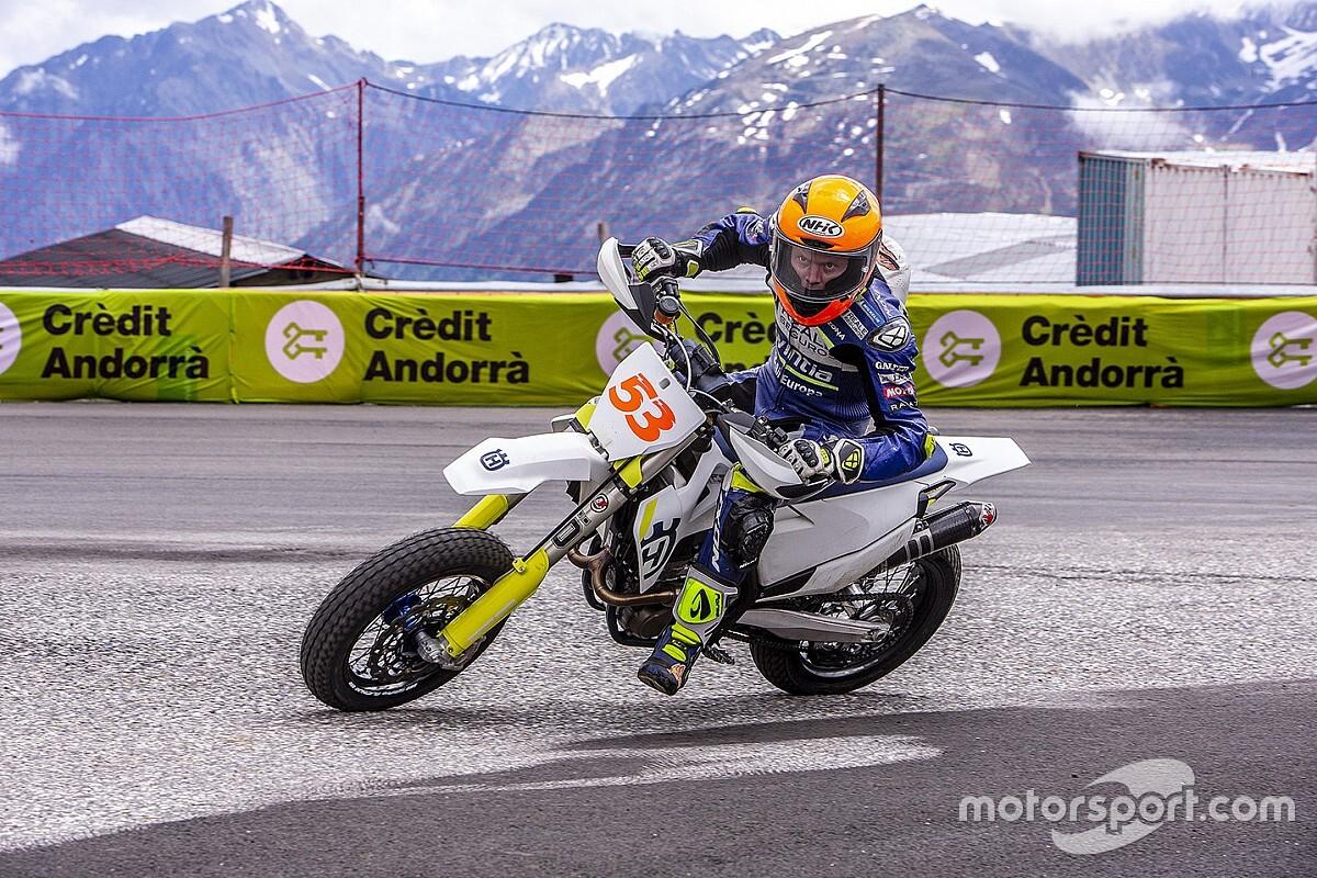 Rins et Rabat ont repris la piste en Andorre