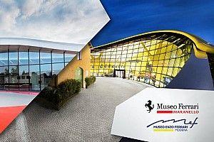 Museo Ferrari: tra Modena e Maranello, l'orgoglio del Cavallino